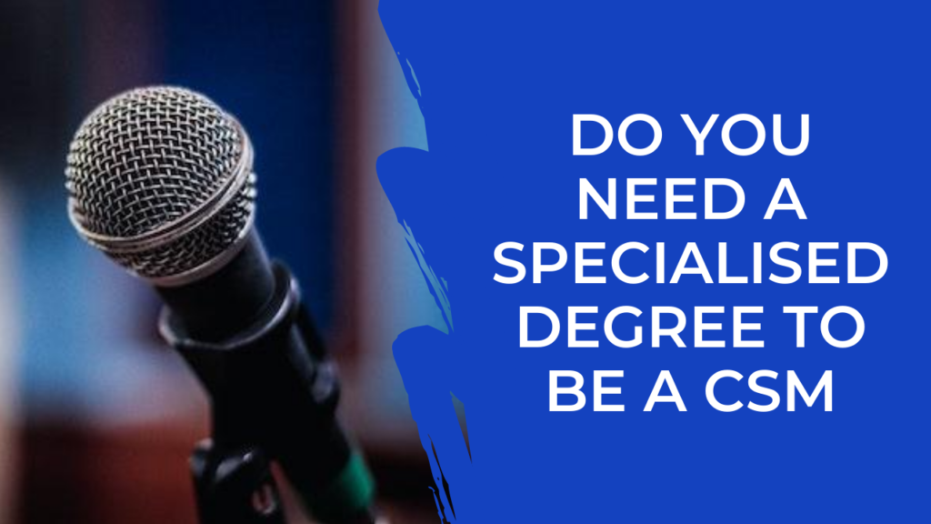 Episode 18: Do you need a specialised degree to be a Customer Success Manager?