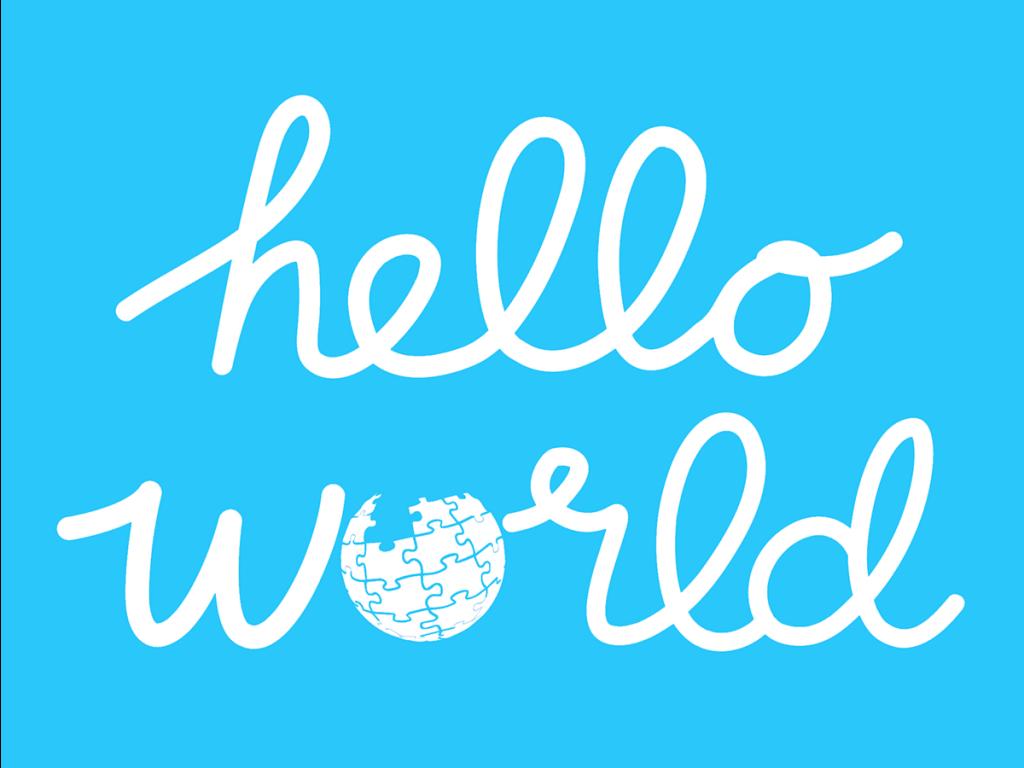 Hello world: A new start!