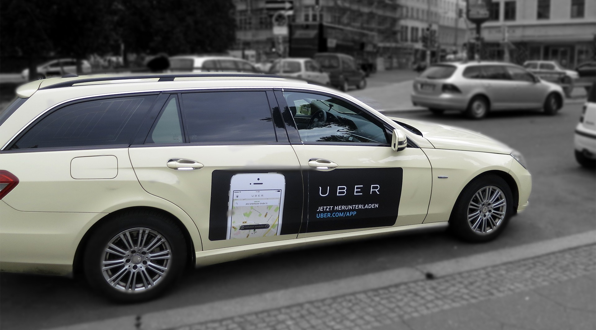 How i Hacked Uber, World's Biggest Taxi Company