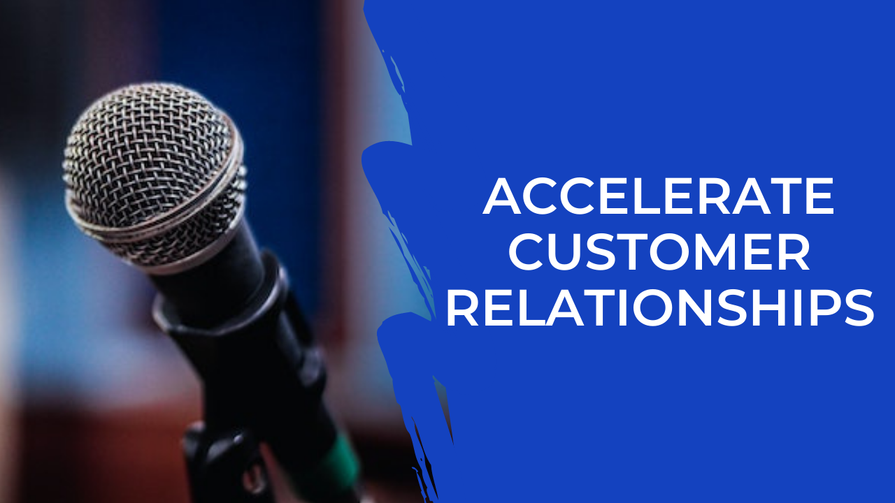 S201 - How to Accelerate Customer Relationships with Ronni Gaun